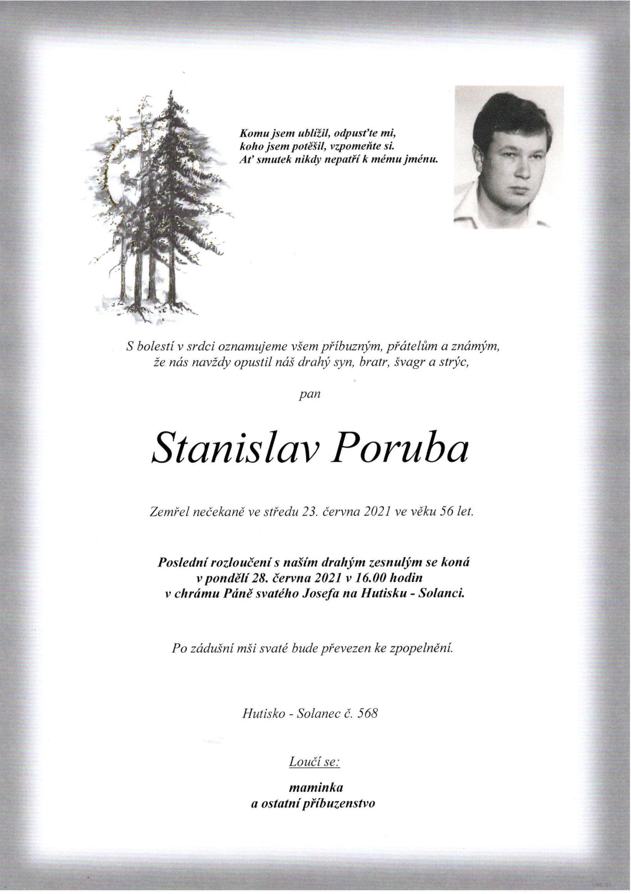 Stanislav Poruba