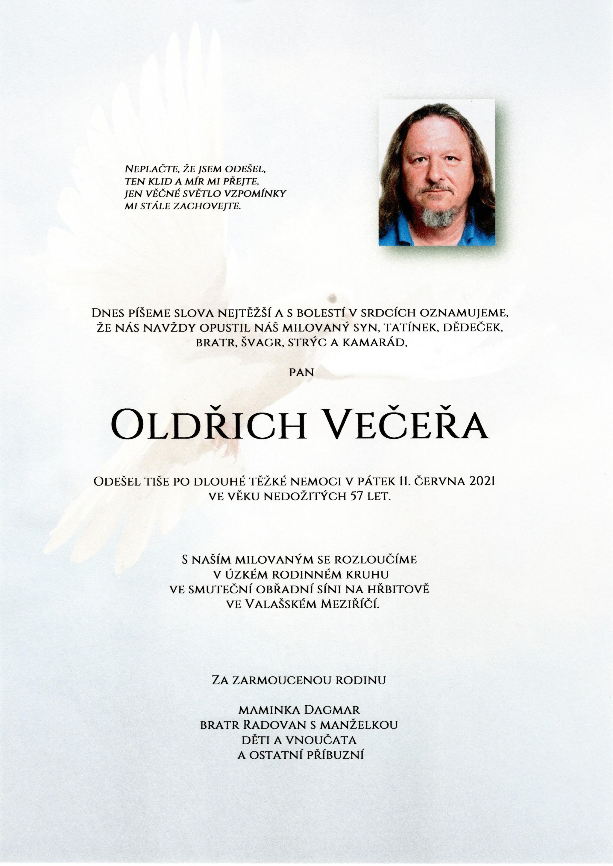 Oldřich Večeřa