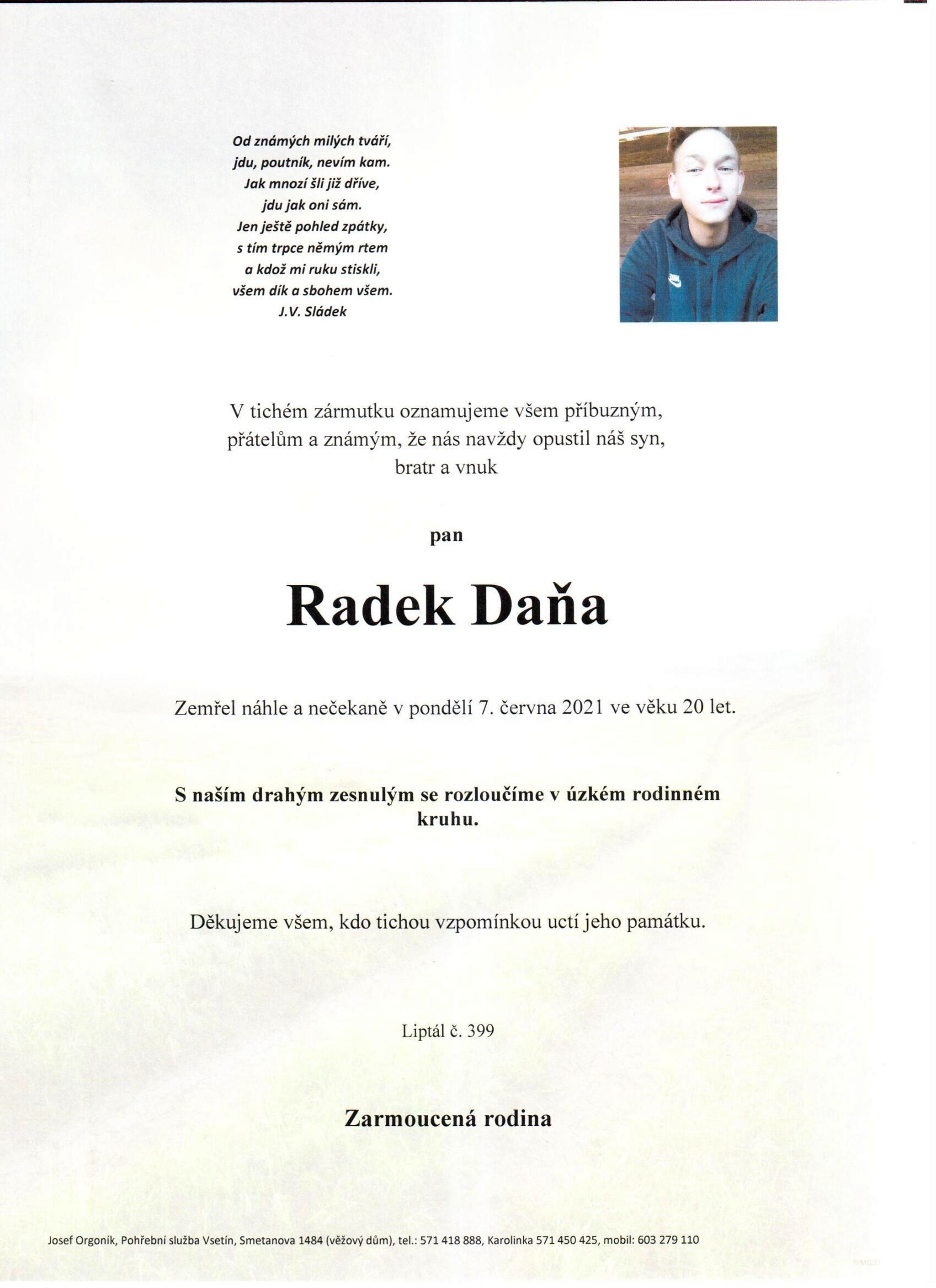 Radek Daňa