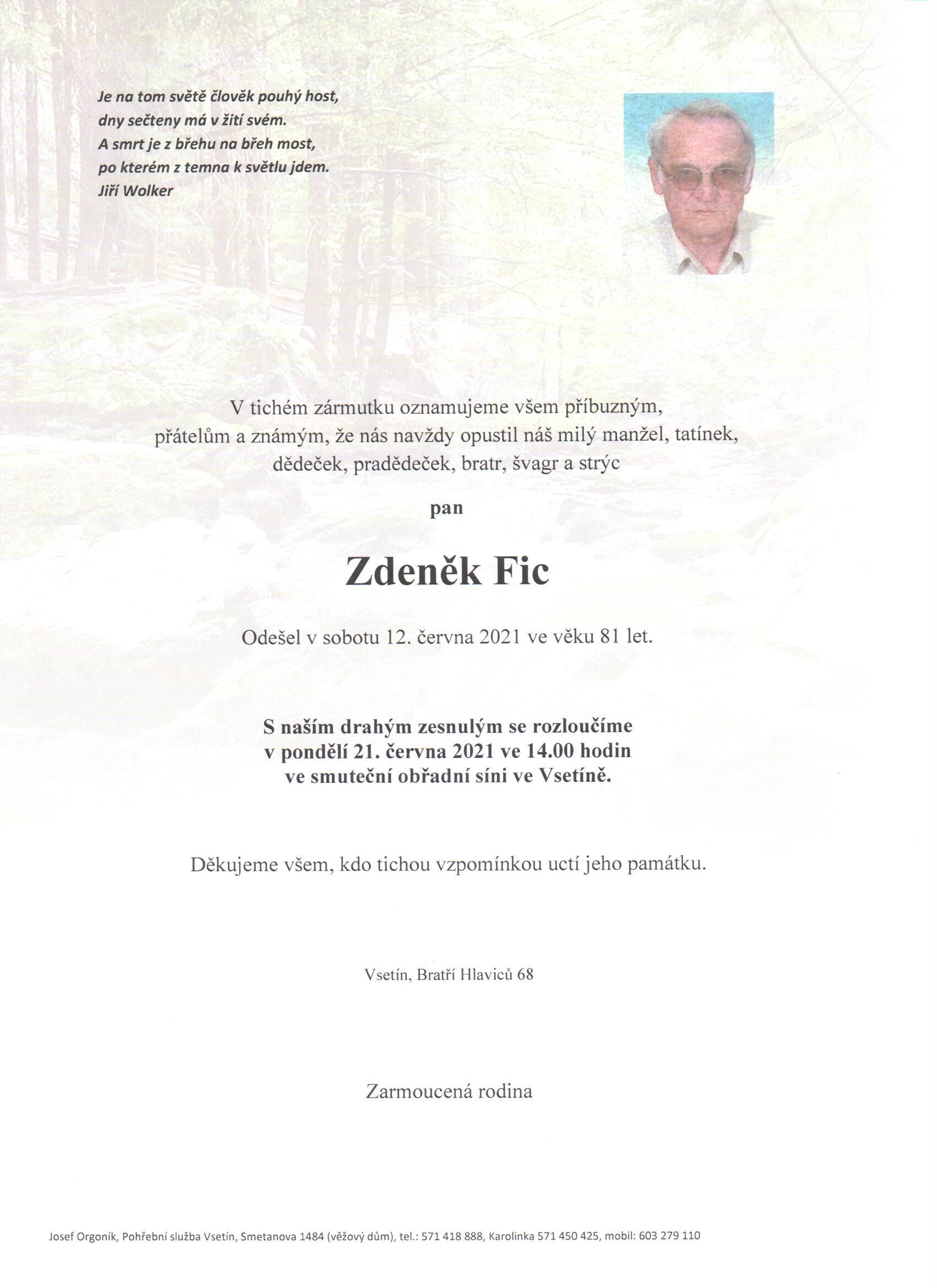 Zdeněk Fic