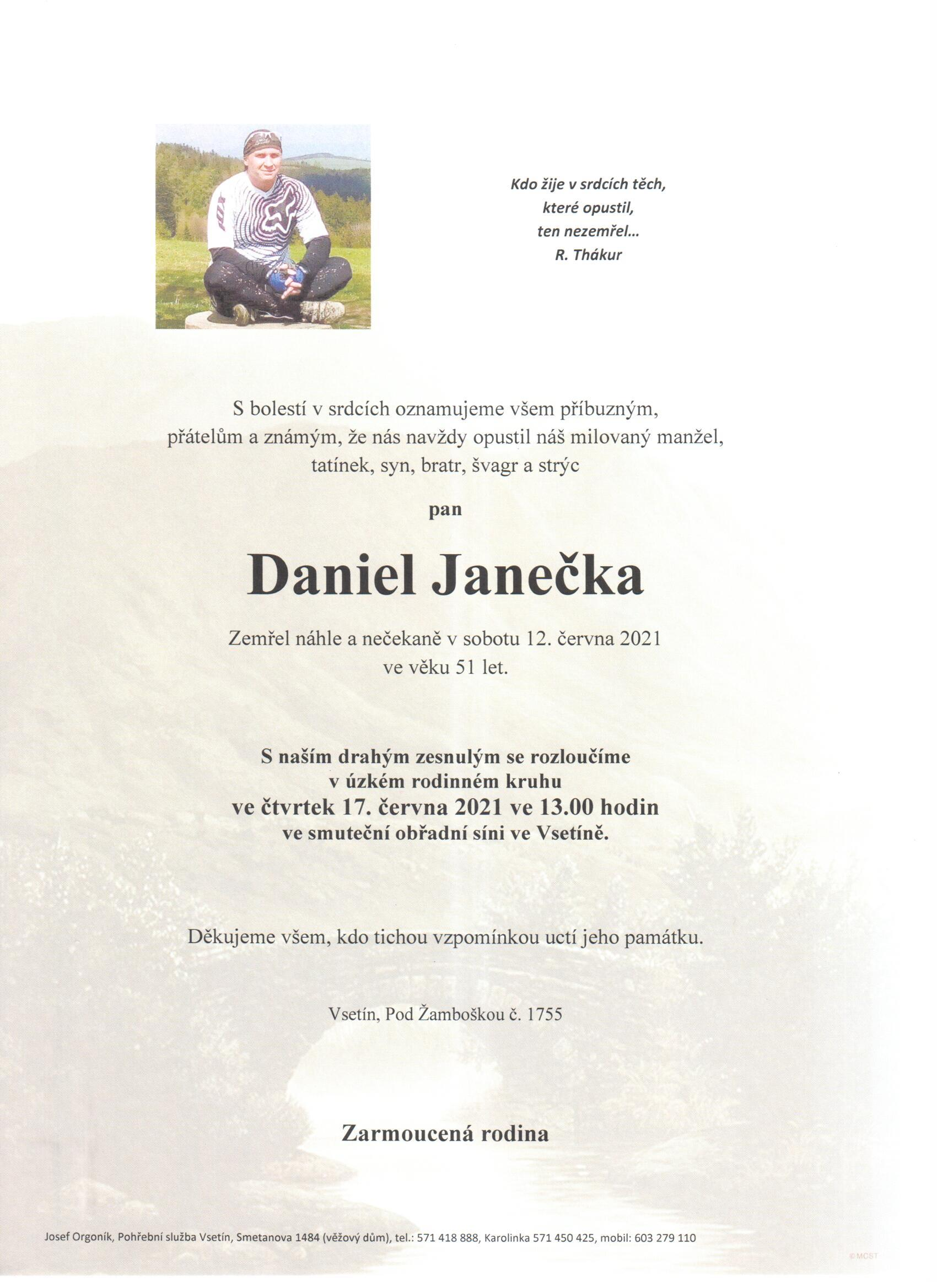 Daniel Janečka