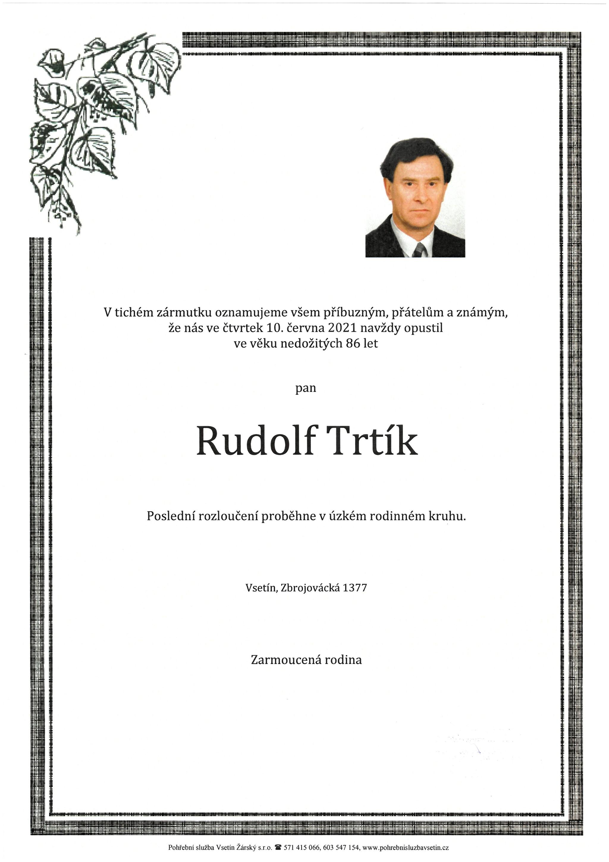 Rudolf Trtík