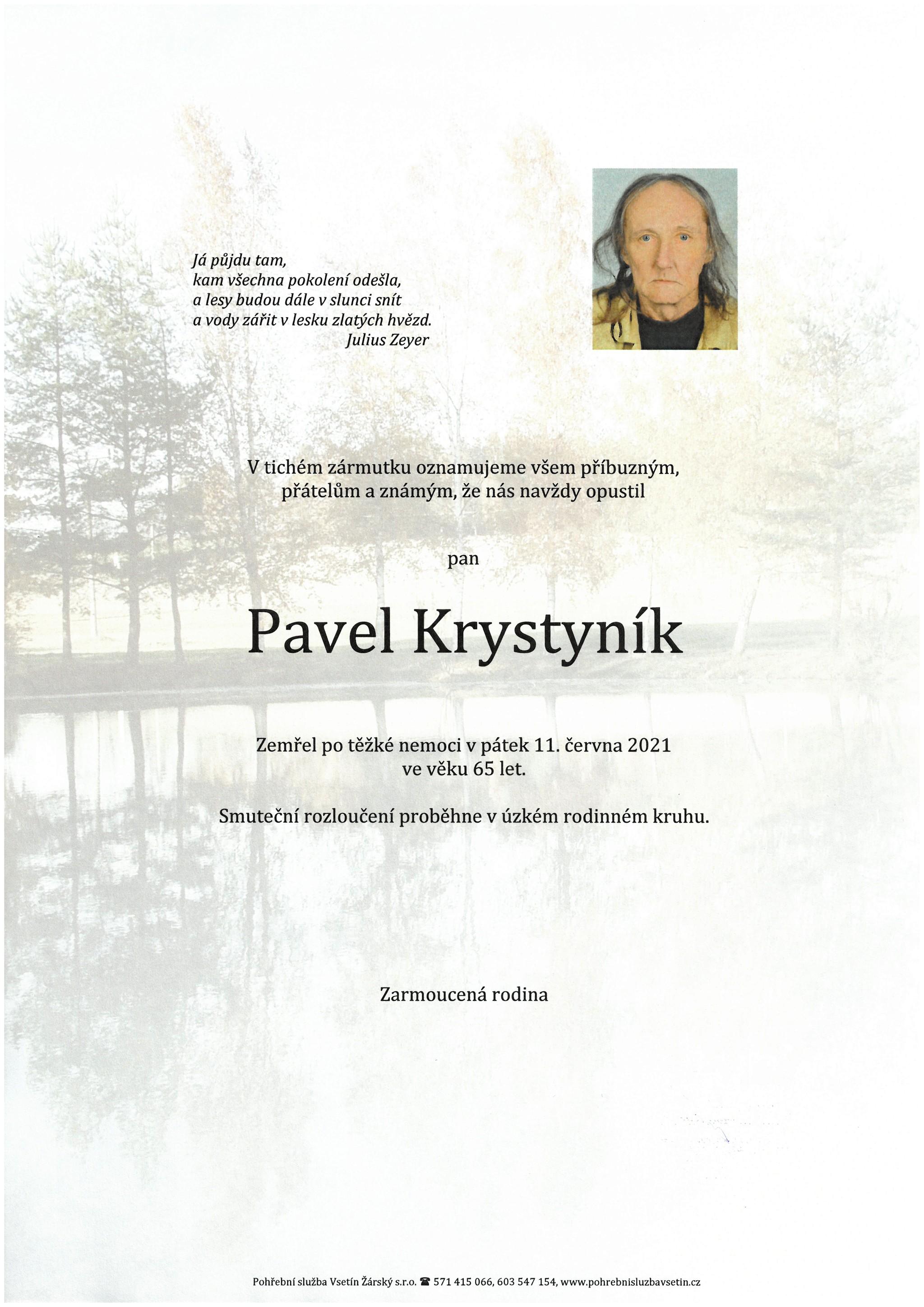 Pavel Krystyník
