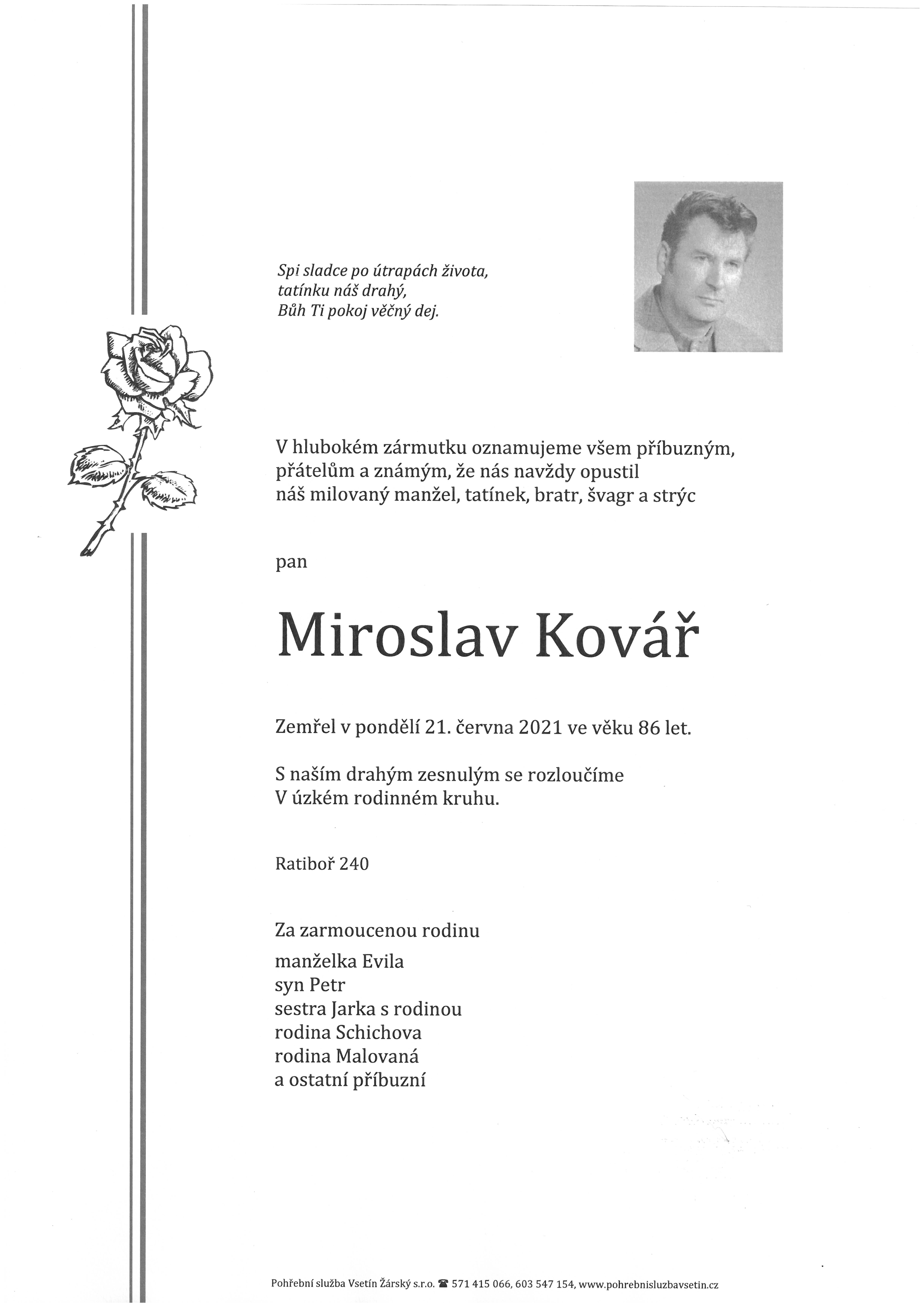 Miroslav Kovář
