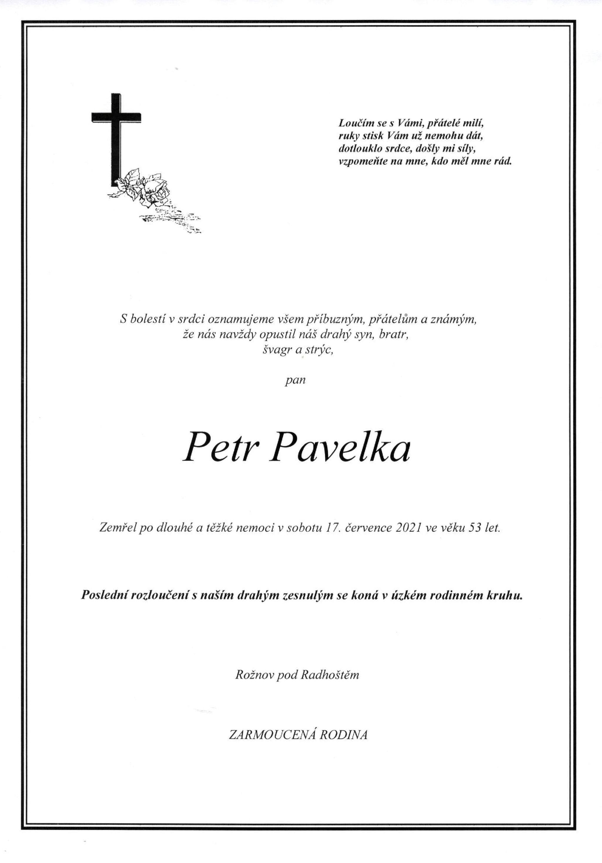 Petr Pavelka