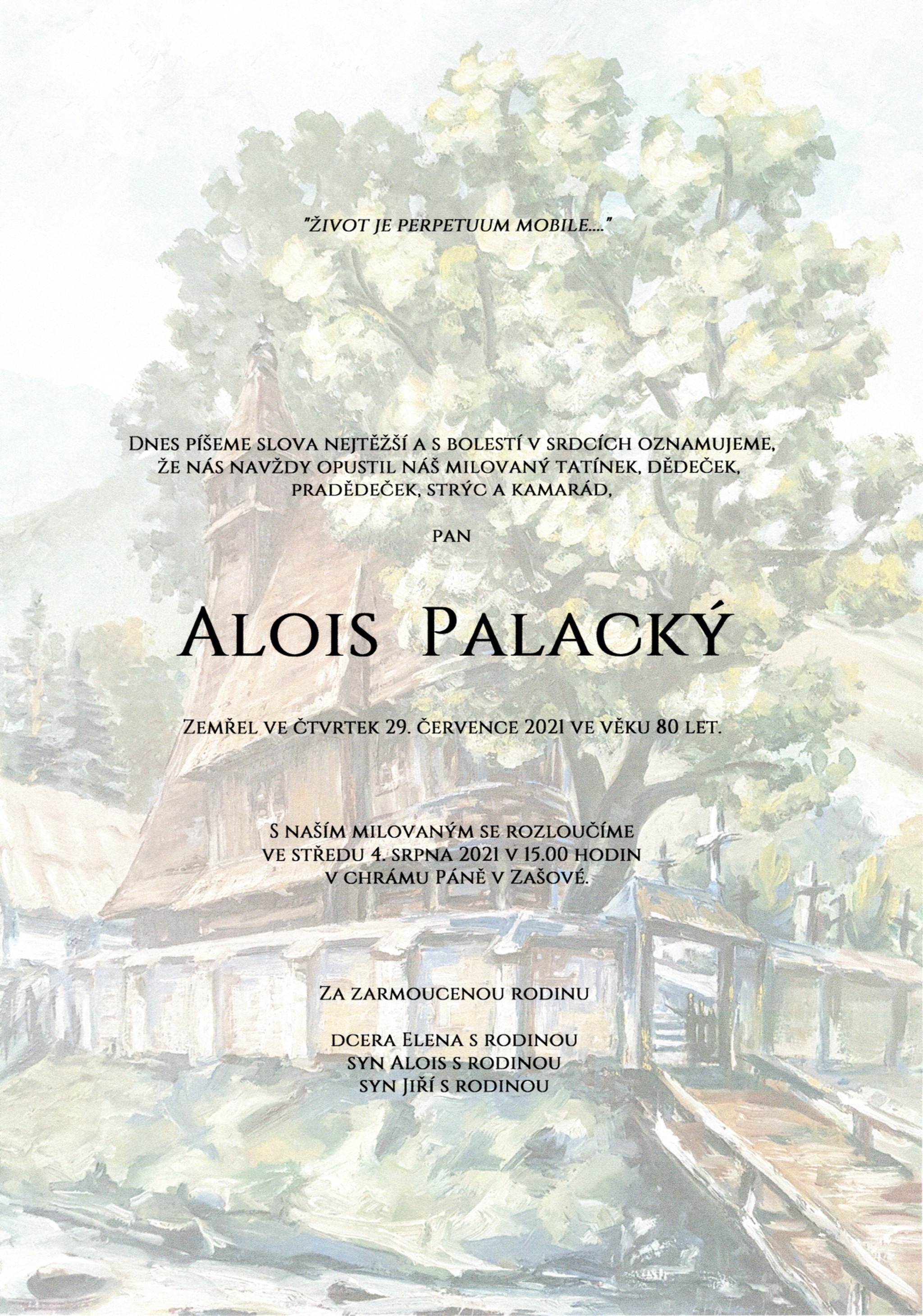 Alois Palacký