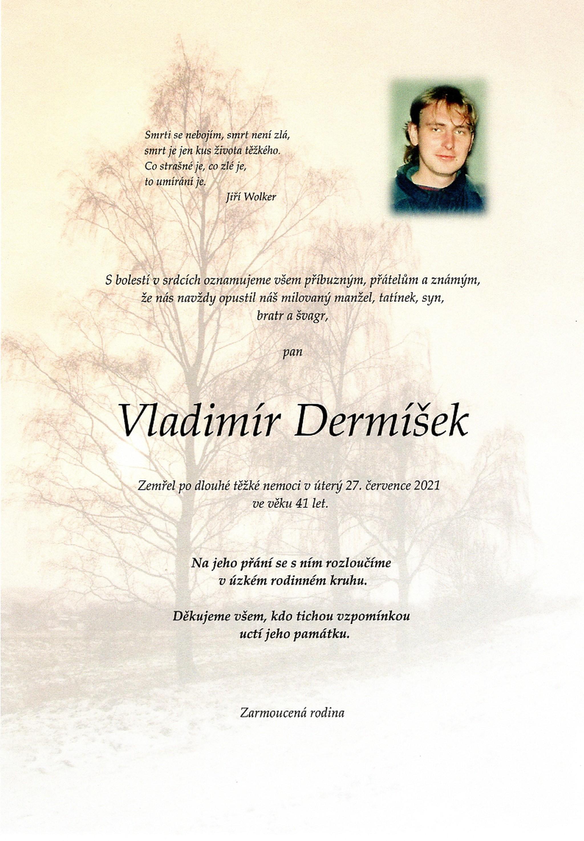 Vladimír Dermíšek