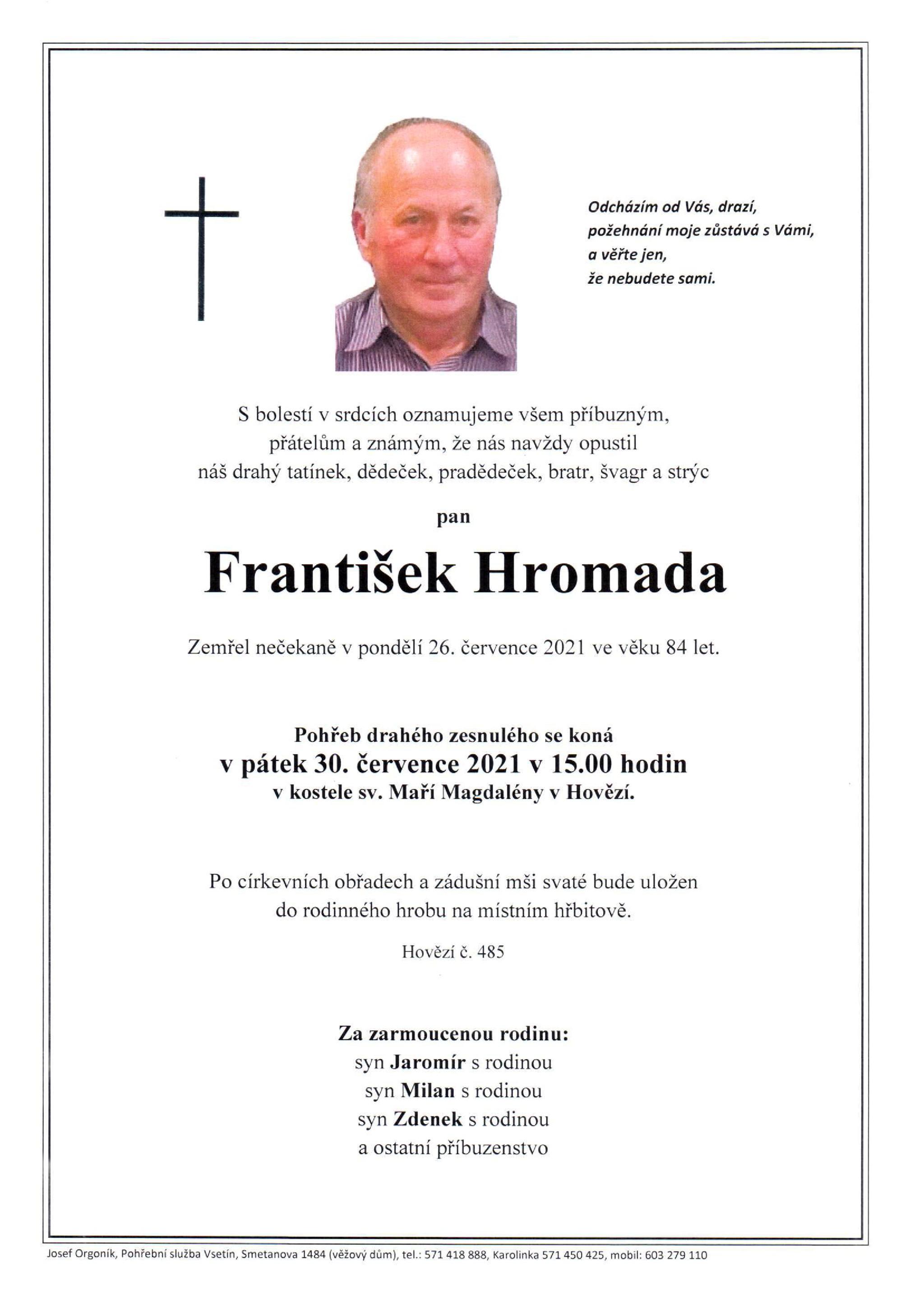 František Hromada
