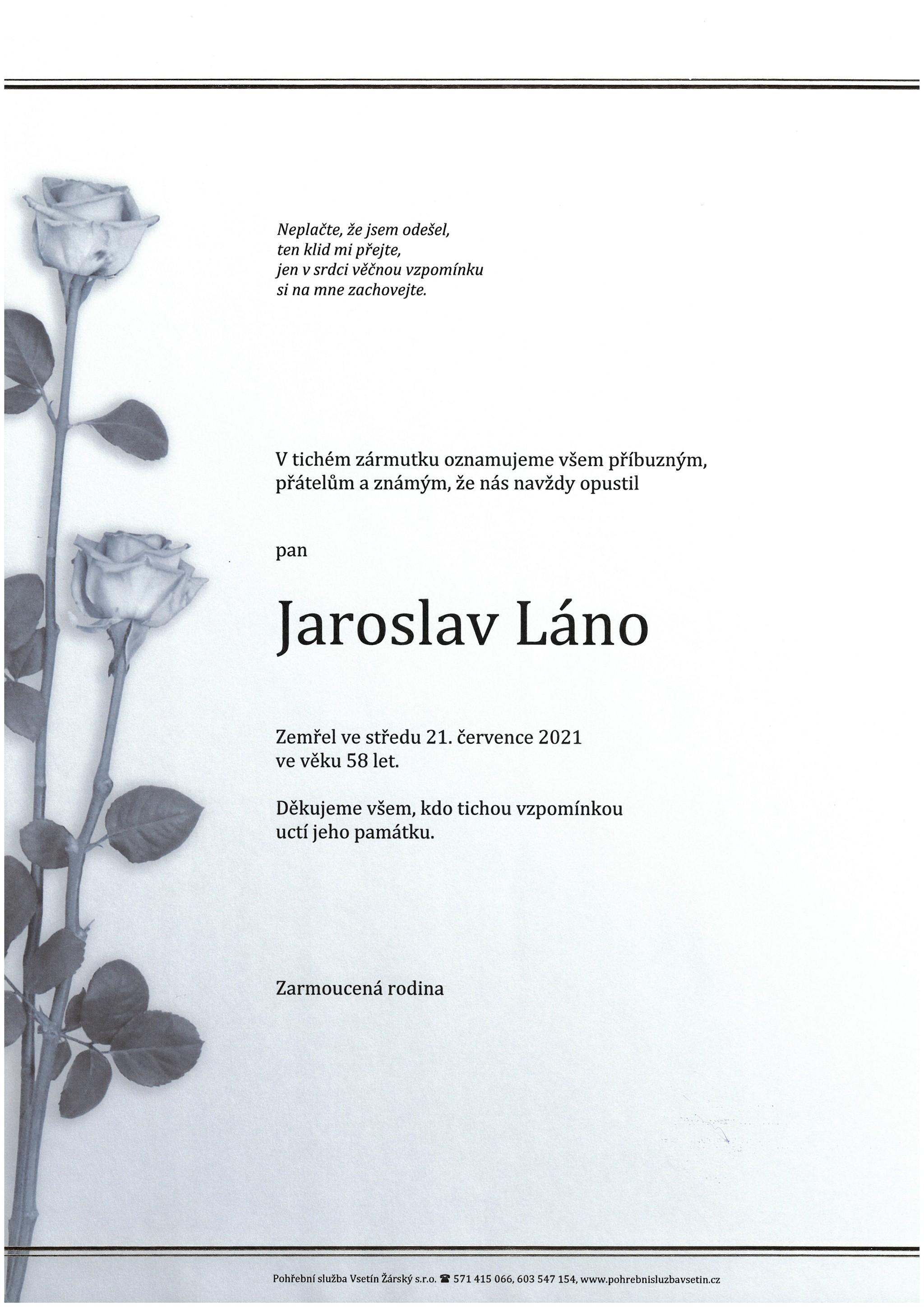 Jaroslav Láno