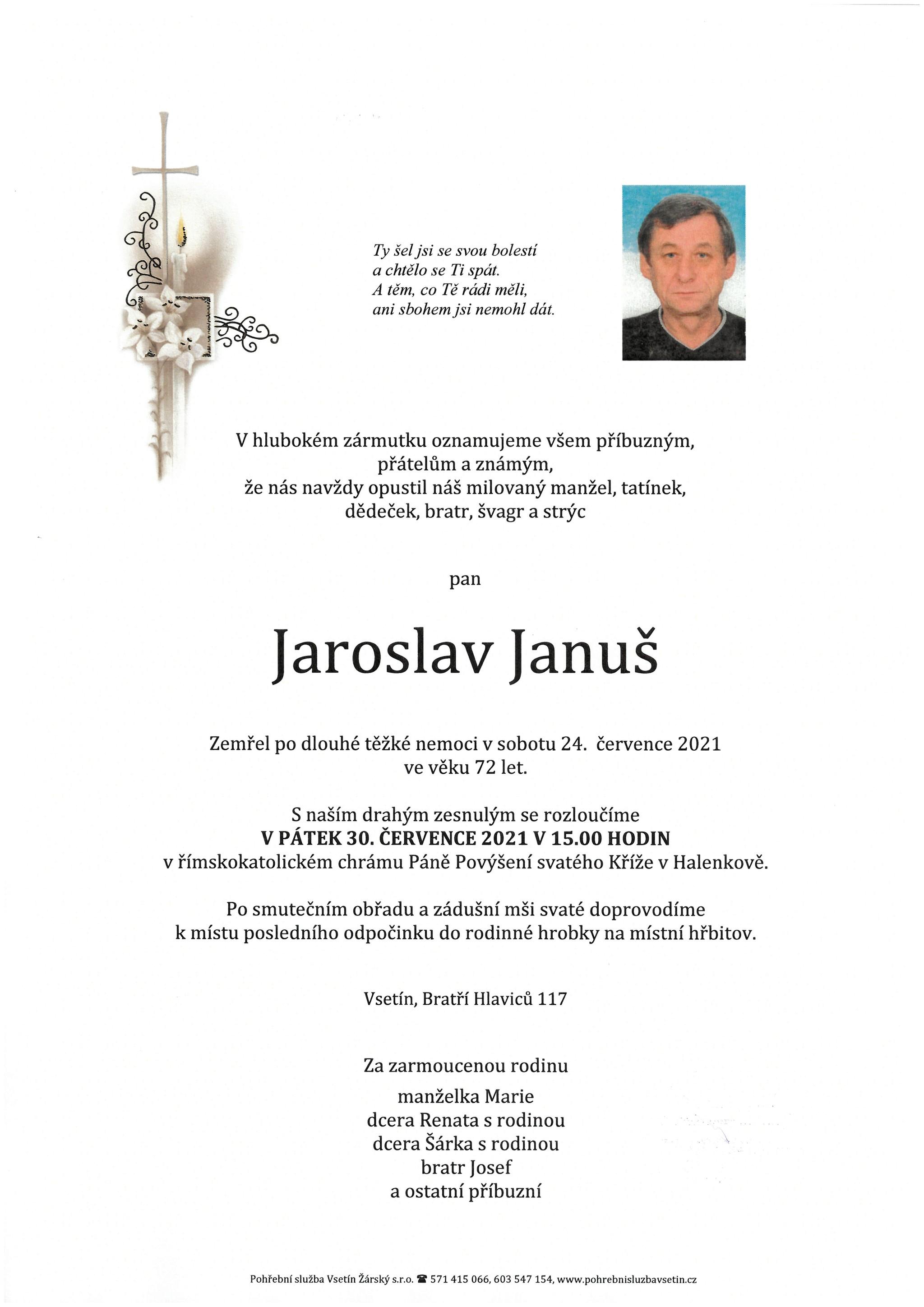 Jaroslav Januš