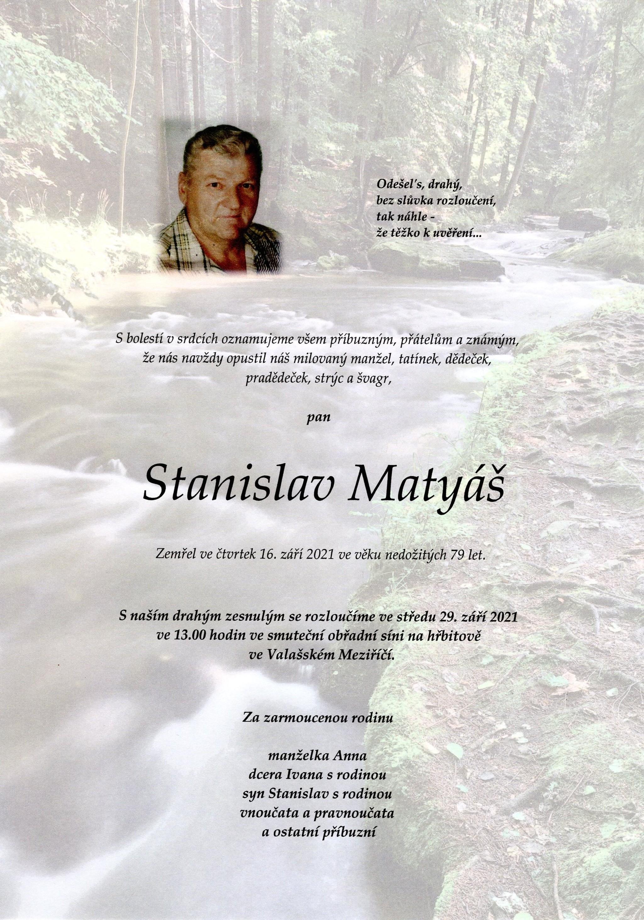 Stanislav Matyáš