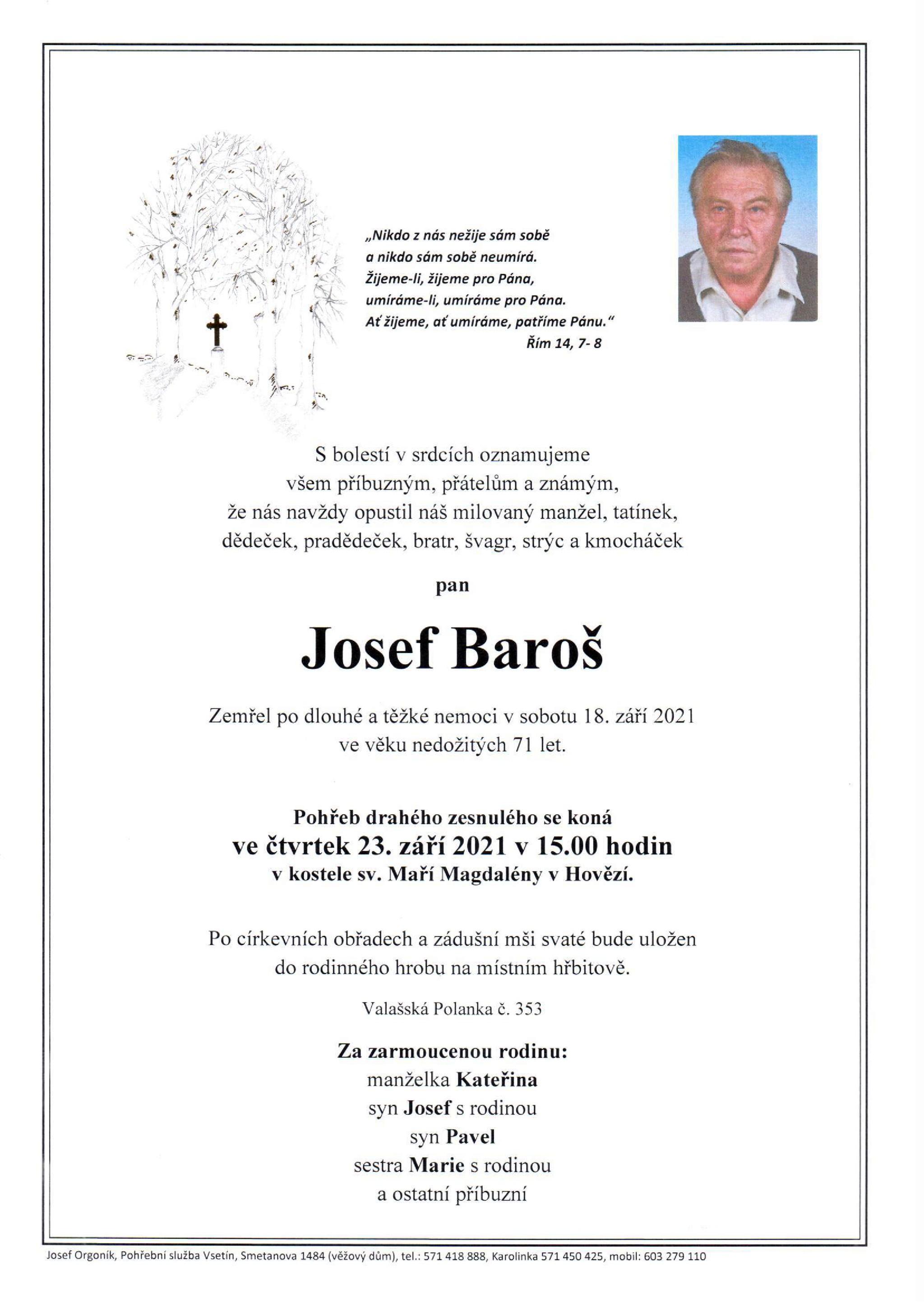 Josef Baroš